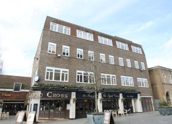 Thumbnail 2 bed flat to rent in St. Johns House, Springfield Road, Horsham