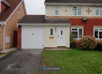 Thumbnail 3 bed semi-detached house to rent in Derwen Deg, Neath