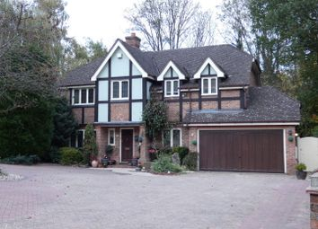 Thumbnail 5 bed detached house for sale in Tudor Hill, Sutton Coldfield