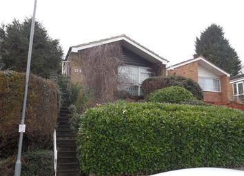 Thumbnail 2 bed bungalow to rent in Devon Road, Luton
