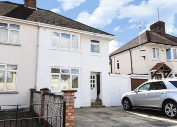 Thumbnail 4 bed semi-detached house for sale in Hampden Road, Cowley, Oxford