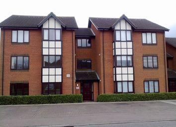 Thumbnail 1 bedroom flat to rent in Tenterden Crescent, Kents Hill, Milton Keynes