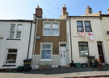 Thumbnail 2 bed terraced house for sale in Trafalgar Terrace, Bedminster, Bristol