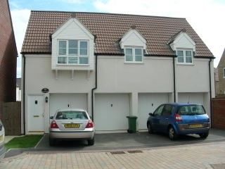 Thumbnail 2 bed terraced house to rent in Chaffinch Chase, Gillingham, Dorset