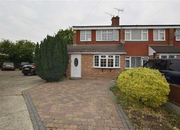 Thumbnail 3 bed end terrace house for sale in Hobhouse Road, Stanford Le Hope, Essex