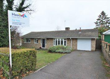 Thumbnail 4 bed detached bungalow for sale in Oak Tree Road, Tilehurst, Reading