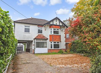 Thumbnail 4 bed detached house for sale in St. Johns Road, Hedge End, Southampton