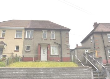 Thumbnail 3 bed semi-detached house for sale in Cook Rees Avenue, Cimla, Neath