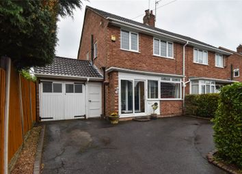Thumbnail 3 bed semi-detached house for sale in Green Slade Crescent, Marlbrook, Bromsgrove