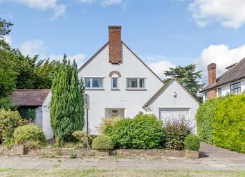 Thumbnail 4 bed detached house for sale in The Meadow, Chislehurst