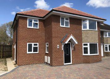 Thumbnail 3 bedroom detached house for sale in Beechcroft Road, Swindon
