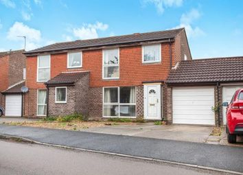 Thumbnail 3 bed semi-detached house for sale in Hardwick, Cambridge, Cambridgeshire