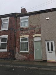 Thumbnail 2 bedroom terraced house for sale in Rutland Street, Stoke-On-Trent