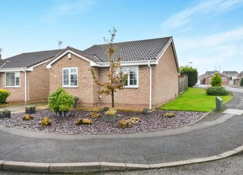 Thumbnail 2 bed bungalow for sale in Cardle Close, Forest Town, Nottinghamshire