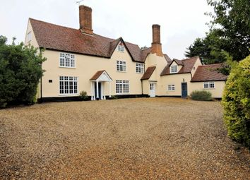 Thumbnail 5 bed farmhouse to rent in Daw Street, Fuinchingfield