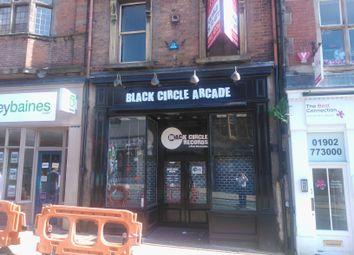 Thumbnail Retail premises to let in Darlington Street, Wolverhampton