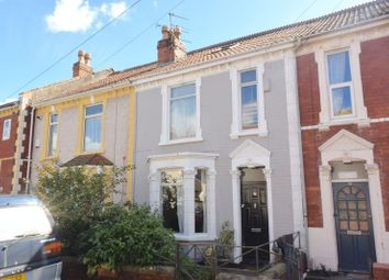Thumbnail 3 bed terraced house for sale in Lynton Place, Redfield, Bristol