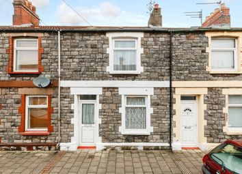 Thumbnail 2 bedroom terraced house for sale in Howard Street, Cardiff, Cardiff