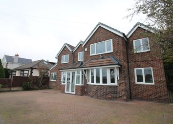 Thumbnail 5 bed detached house for sale in Moss Lane, Windle, St. Helens