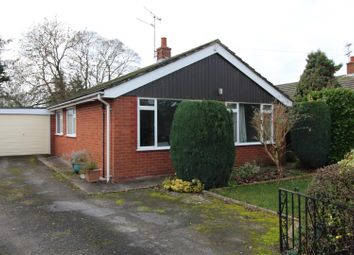 Thumbnail 2 bed detached bungalow to rent in Wellgate, Wem, Shrewsbury
