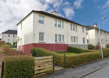 Thumbnail 1 bed flat for sale in Crags Crescent, Paisley