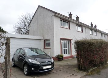 Thumbnail 3 bed end terrace house for sale in Geddes Hill, Calderwood, East Kilbride