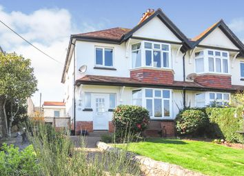 Thumbnail 3 bedroom semi-detached house for sale in Cher, Minehead
