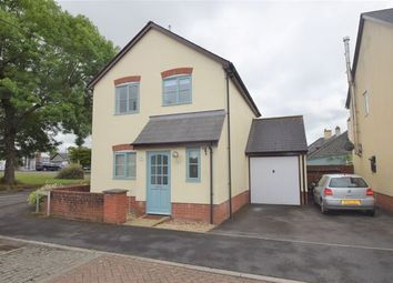 Thumbnail 3 bed detached house to rent in Fore Street, Witheridge, Tiverton