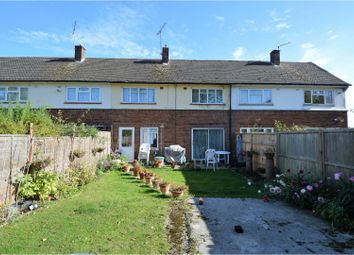 Thumbnail 2 bed terraced house for sale in Cornwall Road, Brentwood