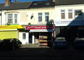 Thumbnail Retail premises for sale in 89/89A, Nether Hall Road, Doncaster