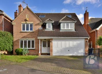 5 bed detached house for sale in Biggs Grove Road, Cheshunt, Waltham Cross EN7