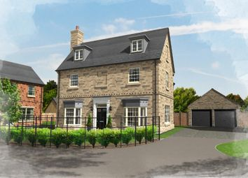 Thumbnail 5 bed detached house for sale in Plot 51, Brampton Park, Brampton