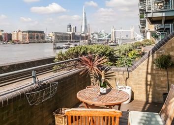 Thumbnail 2 bed flat to rent in Wapping High Street, London
