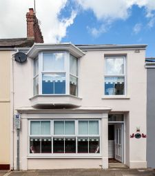 Thumbnail 4 bed terraced house to rent in Trafalgar Road, Tenby, Pembrokeshire