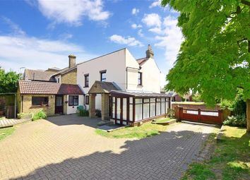 Thumbnail 4 bed detached house for sale in Keycol Hill, Newington, Sittingbourne, Kent