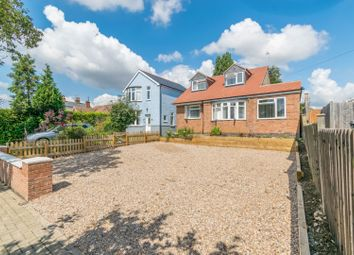 Thumbnail 5 bed detached bungalow for sale in Thurncourt Road, Leicester