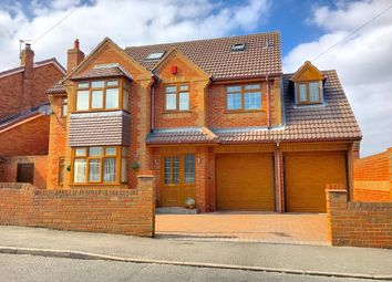 Thumbnail 5 bed detached house for sale in Church Hill, Wednesbury