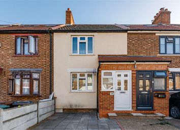 Thumbnail 2 bed terraced house for sale in Cheney Row, Walthamstow, London
