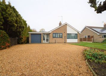 Thumbnail 2 bed bungalow for sale in High Street, Pointon, Sleaford