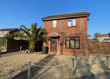 Thumbnail 3 bed detached house for sale in Ashburnham Way, Carlton Colville, Lowestoft