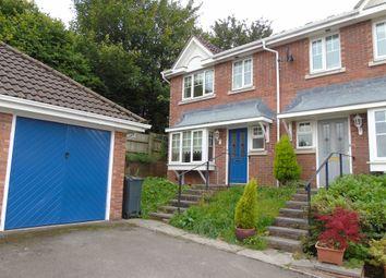 Thumbnail 3 bed semi-detached house for sale in Plas Y Mynach, Radyr, Cardiff