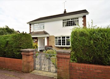Thumbnail 4 bed detached house for sale in Croslands Park, Barrow-In-Furness, Cumbria