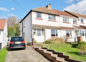 Thumbnail 3 bed end terrace house for sale in Worlds End Lane, Chelsfield, Orpington