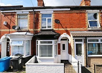 Thumbnail 2 bedroom terraced house for sale in Blenheim Street, Hull