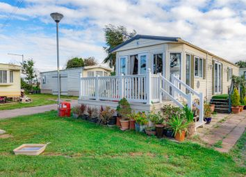 Thumbnail 2 bed mobile/park home for sale in East End Road, Bradwell-On-Sea, Southminster