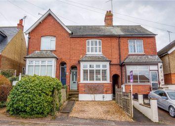 Thumbnail 3 bed terraced house for sale in Ashburnham Road, Ampthill