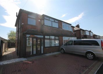 Thumbnail 3 bed semi-detached house for sale in Kirklees Road, Rochdale