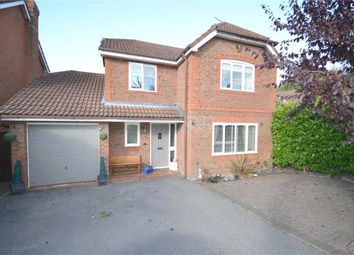 Thumbnail 4 bed detached house for sale in Plantagenet Park, Warfield, Bracknell