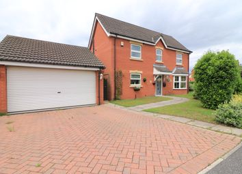Thumbnail 4 bed detached house for sale in Salisbury Close, Morton, Gainsborough