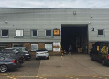Thumbnail Light industrial to let in Unit 3, Felthambrook Industrial Estate, Felthambrook Way, Feltham, Middlesex